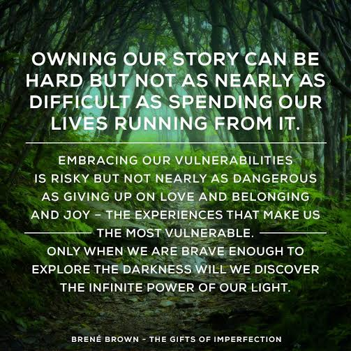 Brene Brown Gift