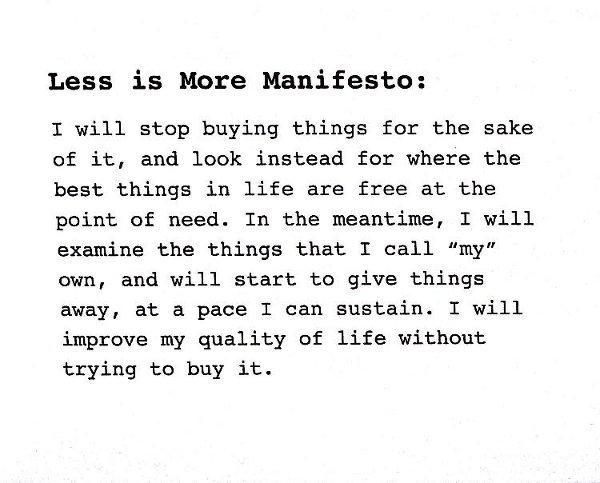 less-is-more-manifesto